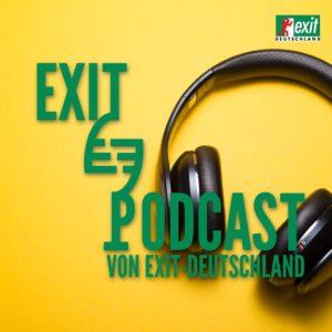Podcast, Bildungsarbeit, Haut, Stein EXIT-Deutschland, Ganslmeier