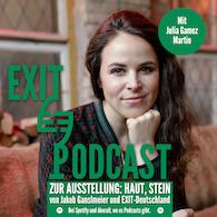 Julia Gamez Martin, EXIT-Podcast, Ausstieg, Rechtsextremismus